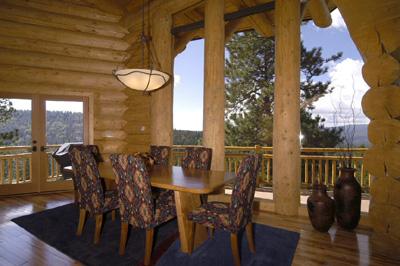 Mountain States Log Homes